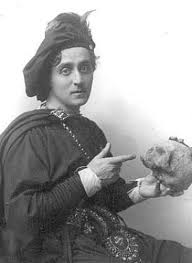 Image result for hamlet and skull scene